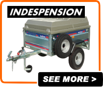 Indespension Trailers at Barnsley Towbar Centre