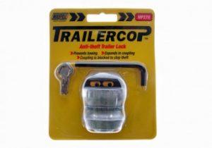 Maypole Trailer Cop hitch lock